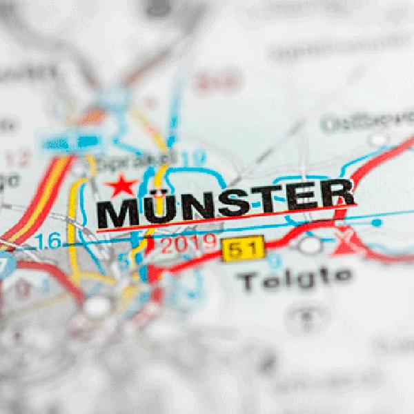 Schwarzlicht Semester Münster